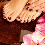 One of the best pampering treatments for your feet. A pedicure makes your feet look cleaner.